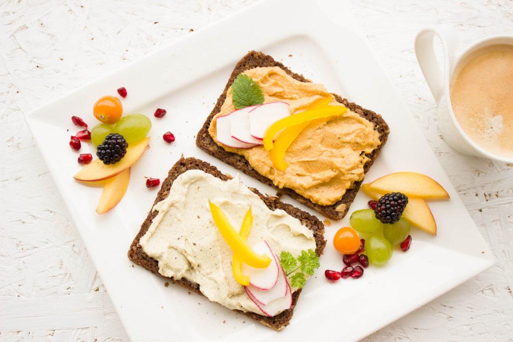 flexitarian breakfast
