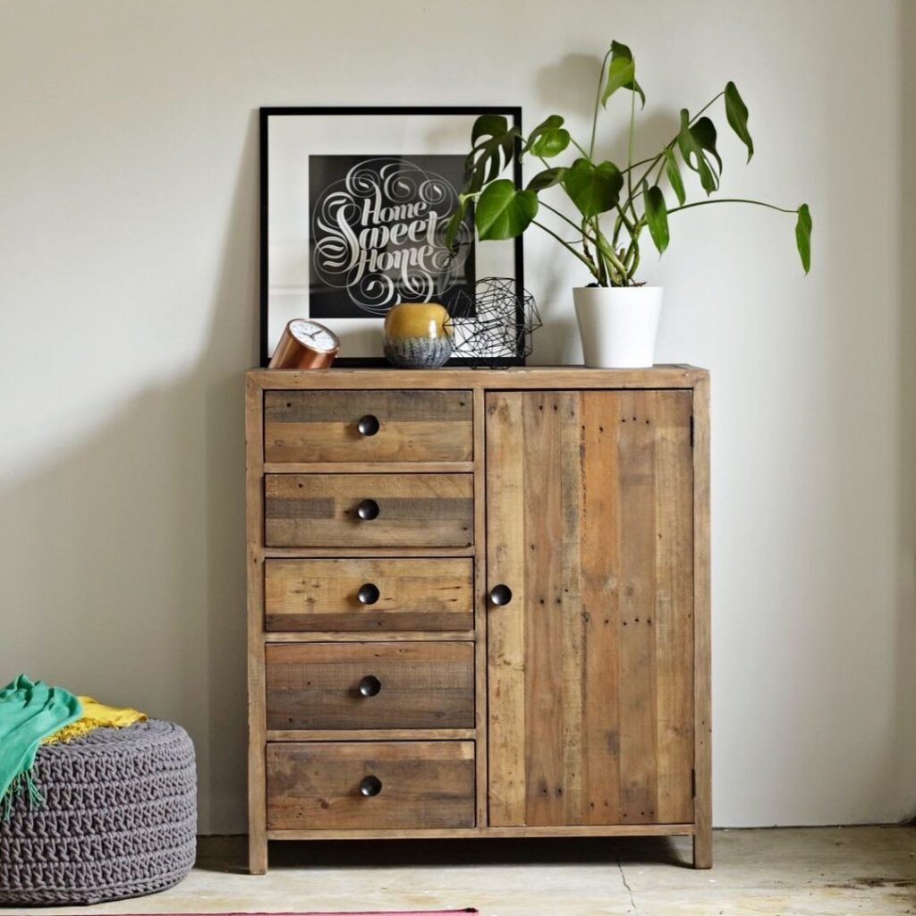 Modish Living - reclaimed chest
